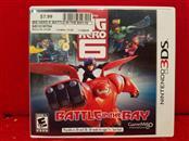 Big Hero 6: Battle in the Bay (Nintendo 3DS, 2014)